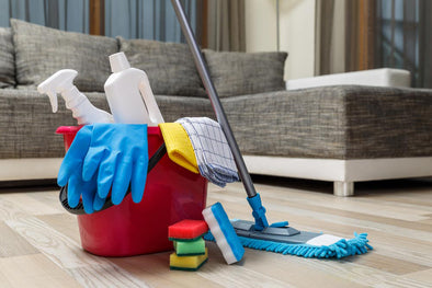 You Can't Do Spring Cleaning Without These 8 Cleaning Tools!