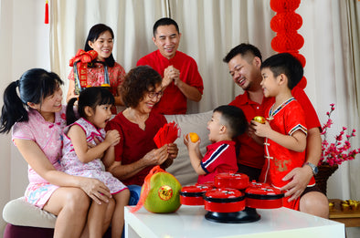 4 Quick Ways To Clean Up After Your Guests This CNY