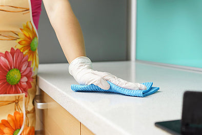 5 Steps To Disinfect Your House (When Someone Falls Sick)