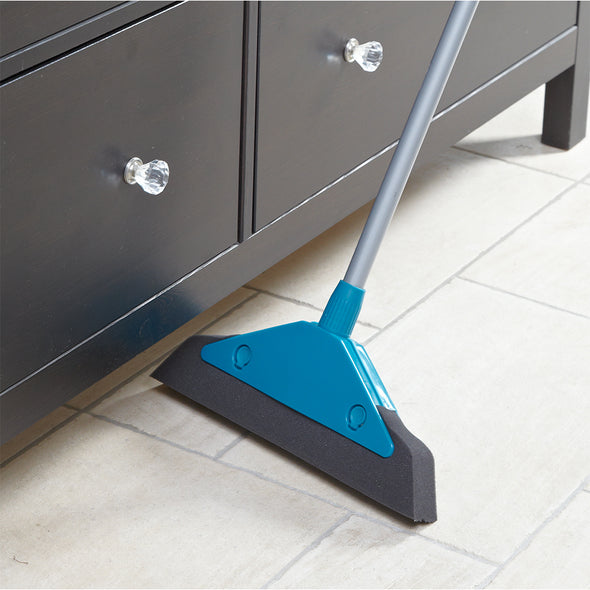 LEIFHEIT Soft & Easy Foam Broom w/ Screw Handle L55243