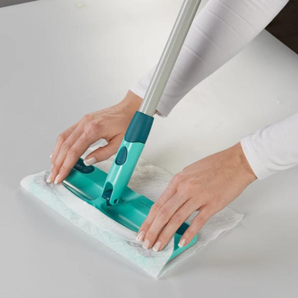 LEIFHEIT Clean & Away Floor Mop Head for Click System L56672