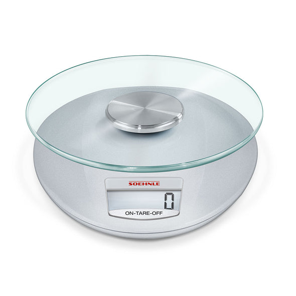 LEIFHEIT SOEHNLE Kitchen Scale Roma Silver S65856