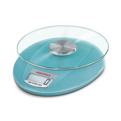 LEIFHEIT SOEHNLE Kitchen Scale Roma Sky Blue S65859
