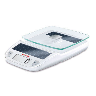 LEIFHEIT SOEHNLE Kitchen Scale Easy Solar White S66183