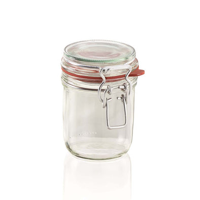 LEIFHEIT Clip Top Jar 370ml L03192
