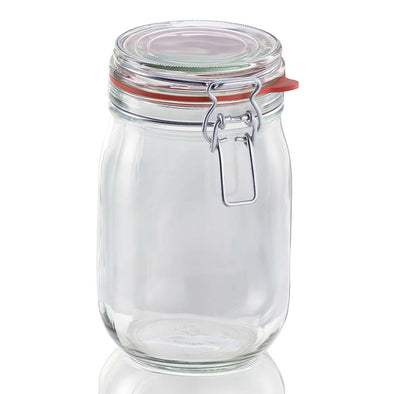 LEIFHEIT Clip Top Jar 1140ml L03193