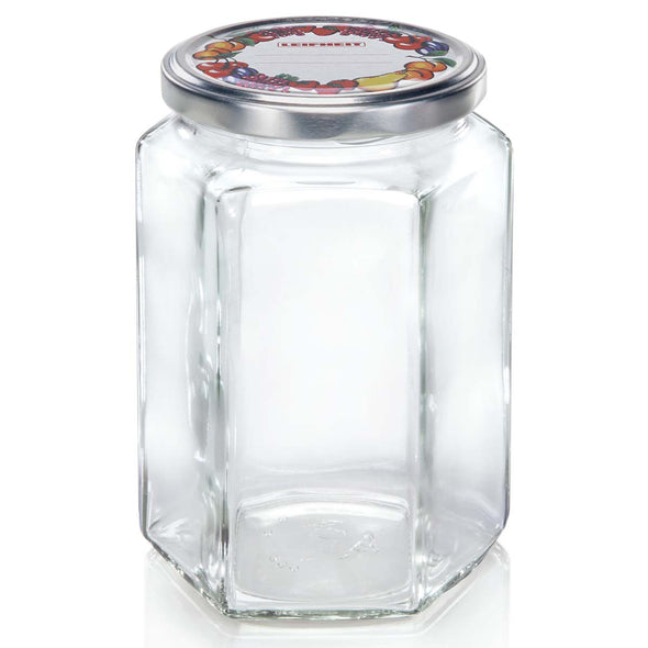 LEIFHEIT Hexagonal Jar 770ml L03211
