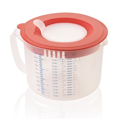 LEIFHEIT 3-in-1 Measuring Jug & Store 2.2L L03169