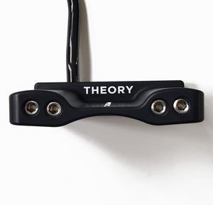 The THEORY 1.0 Mallet Putter - Theory Putters, Theory Putters, Robert Mark Golf, Mallet Putter