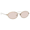 Ann Demeulemeester 62 C5  Cat Eye Sunglasses