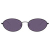 Ann Demeulemeester 62 C9 Cat Eye Sunglasses