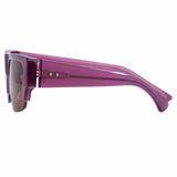 Dries Van Noten 190 C4 Rectangular Sunglasses