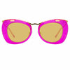 Dries Van Noten 193 C2 Cat Eye Sunglasses