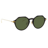 Linda Farrow Linear 05 C7 Angular Sunglasses