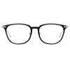 Linda Farrow Linear Wright C2 Rectangular Optical Frame