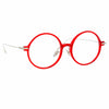 Linda Farrow Linear 9 C6 Round Optical Frame