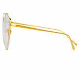 Linda Farrow Ella C1 Cat Eye Optical Frame