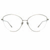 Linda Farrow Ella C2 Cat Eye Optical Frame