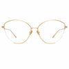 Linda Farrow Ella C3 Cat Eye Optical Frame
