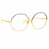 Linda Farrow Aerial C1 Oversized Optical Frame