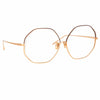 Linda Farrow 1009 C2 Oversized Optical Frame