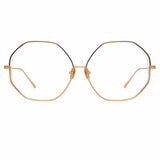 Linda Farrow Aerial C2 Oversized Optical Frame