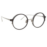 Linda Farrow Lara C12 Round Optical Frame