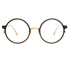 Linda Farrow Lara C9 Round Optical Frame