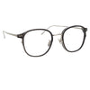Linda Farrow 803 C8 Square Optical Frame