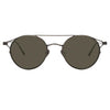 Linda Farrow 805 C4 Oval Sunglasses