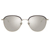 Linda Farrow Raif C6 Square Sunglasses