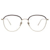 Linda Farrow 819 C9 Square Optical Frame