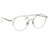 Linda Farrow Mina C9 Oval Optical Frame