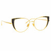 Linda Farrow Des Vouex C11 Cat Eye Optical Frame