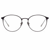 Linda Farrow 877 C2 Oval Optical Frame