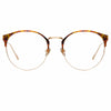 Linda Farrow 882 C4 Oval Optical Frame
