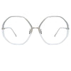 Linda Farrow Alona C13 Oversized Optical Frame
