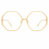 Linda Farrow Alona C15 Oversized Optical Frame