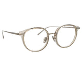 Linda Farrow 911 C10 D-Frame Optical Frame