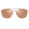 Linda Farrow Anton C3 Square Sunglasses