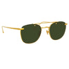 Linda Farrow Anton C4 Square Sunglasses