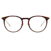 Linda Farrow Jones C4 Oval Optical Frame