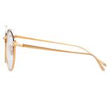 Linda Farrow Stanley C3 Oval Optical Frame