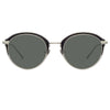 Linda Farrow Stanley C6 Oval Sunglasses