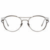 Linda Farrow 944 C9 Oval Optical Frame