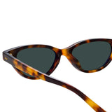 Linda Farrow 965 C2 Cat Eye Sunglasses