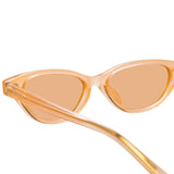 Linda Farrow 965 C5 Cat Eye Sunglasses
