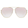 Matthew Williamson 221 C4 Aviator Sunglasses