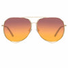 Matthew Williamson Heather C7 Aviator Sunglasses