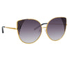 Matthew Williamson 227 C1 Oversized Sunglasses